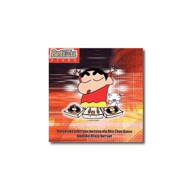 Shin Chan Dance - Betizu (CD)