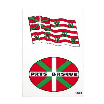 Pegatinas Pays Basque