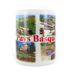Taza Pays Basque