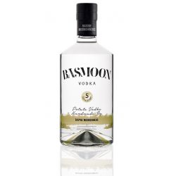 Basmoon Vodka - 70cl