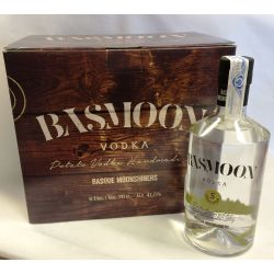 Basmoon Vodka - caja 6 bot.