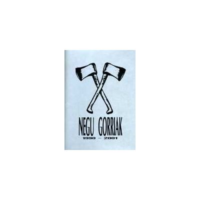 Negu Gorriak 1990-2001 (CD+DVD)