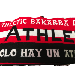 "Bufanda Athletic de Bilbao ""Athletic bakarra"""